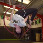 Aerial Hoop and Aerial Cube classes Leyland Preston Lancashire
