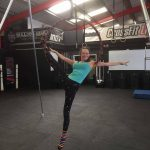 Aerial hoop Aerial Cube classes